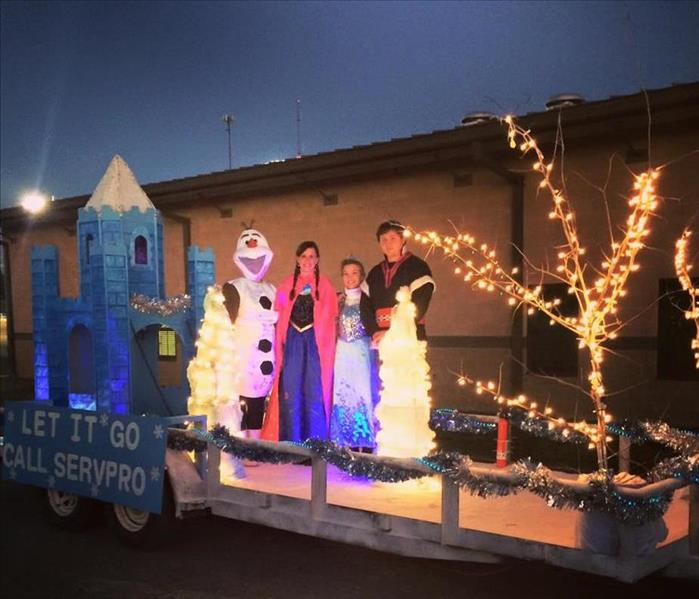 2015 Reliance Bank Christmas Parade