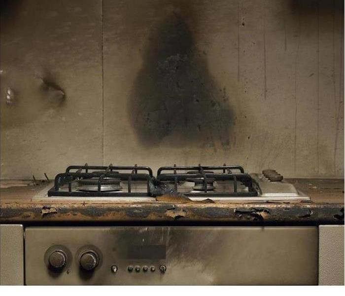Fire Damage Burn Marks and Stains In Your Home