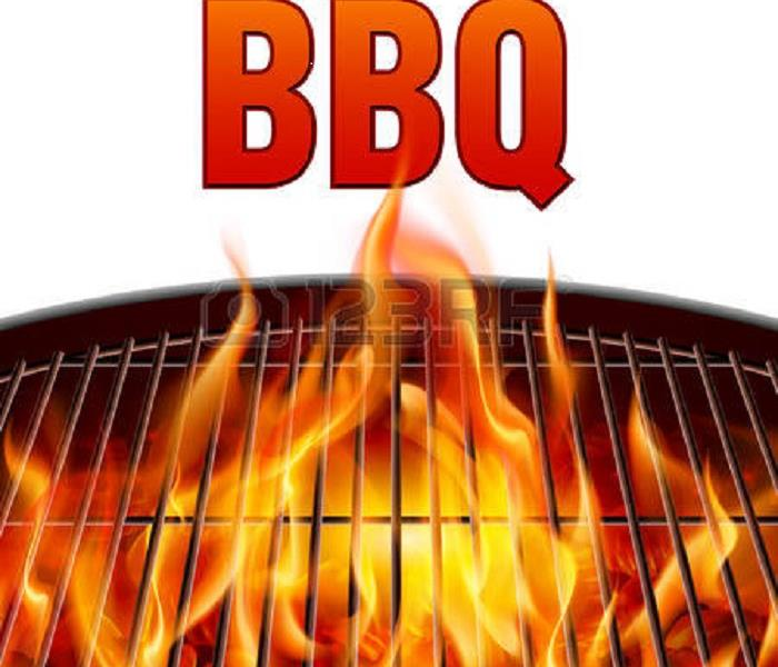 Fire Damage Prevent Grill Fires this Summer