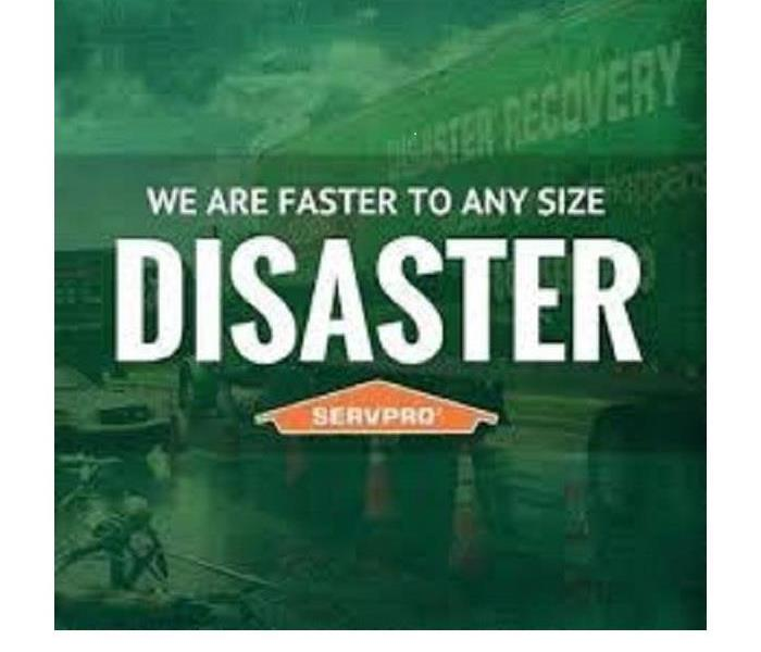Commercial Faster to any size disaster