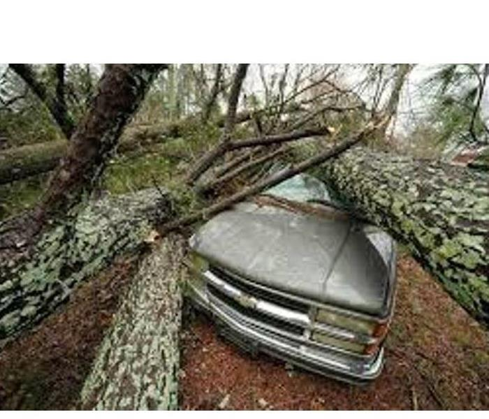 Storm Damage We are here to help