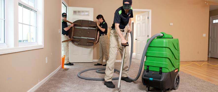 Athens, AL residential restoration cleaning